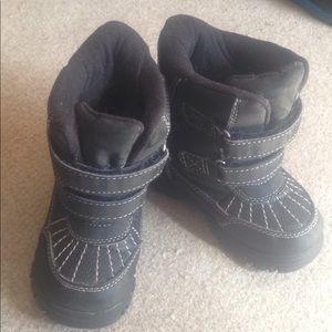 Children's Place Shoes - Boys Snow Boots Toddler 9 Children's Place